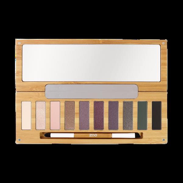 Bilde av ZAO Eyeshadow Palette Matte & Pearly N°1