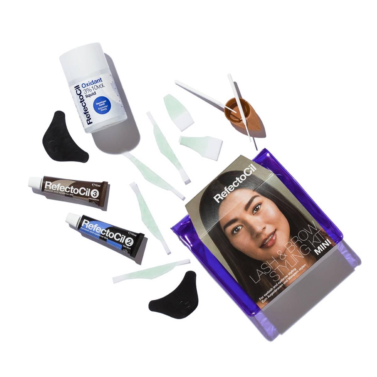RefectoCil Mini Lash & Brow Styling Kit